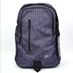 NWT Nike Backpack All Access Sole Day Navy